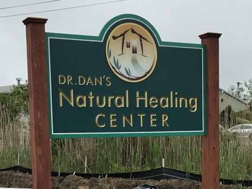 JUNE 26, 2017, Dr. Dan's opens for business at 3 New Pasture Road!