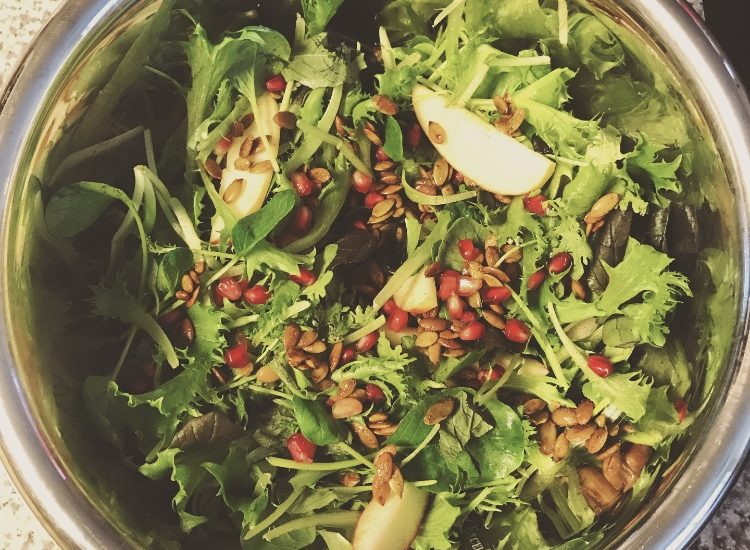 Autumn Crisp Salad