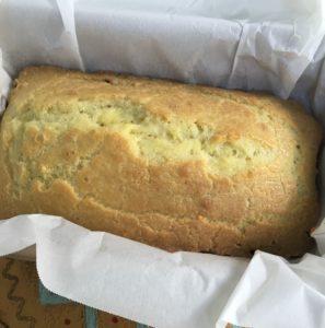 coconut butter bread