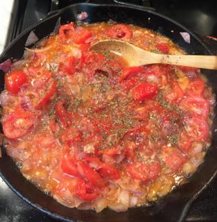 Homade Tomato Sauce & Grass FED Meatballs